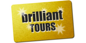 Brilliant Tours Logo