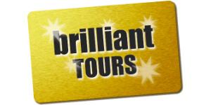 Brilliant Tours Logo